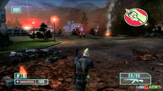 Mercenaries - Gameplay Xbox HD 720P