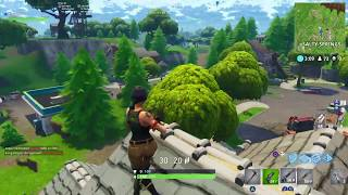 1 Shot Accuracy Glitch in Fortnite Battle Royale