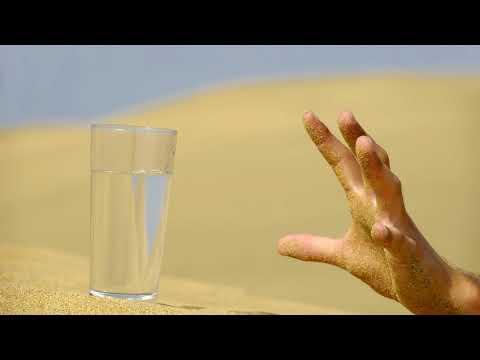 Сколько времени человек может прожить без воды с учетом окружающей среды?