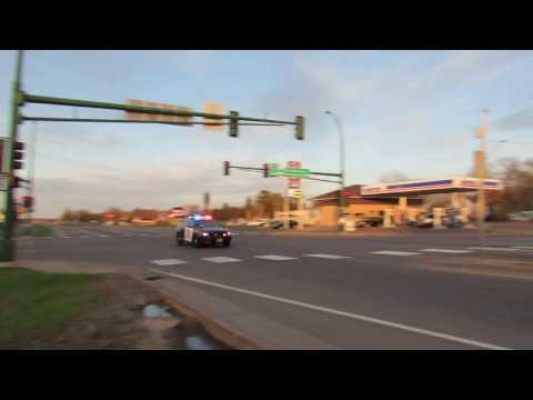 Minnesota State Patrol - Ford Taurus Responding - 04/23/17