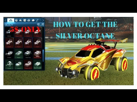Rocket League - How to get silver octane