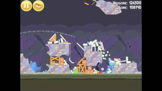 Video Angry Birds 17-10 Mine & Dine 3 Star Walkthrough download MP3, 3GP, MP4, WEBM, AVI, FLV Juli 2018