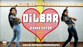 Dilbar Arabic Version | Fnaire Feat. Nora Fatehi | Akash Meshram Choreography | Beatbreakers Crew