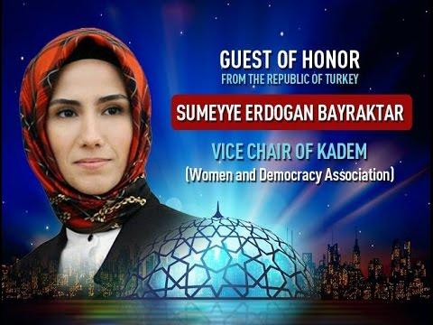 Sümeyye Erdoğan Bayraktar | 15th Annual MAS-ICNA Convention