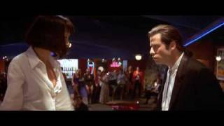 Pulp Fiction - Dancing Scene