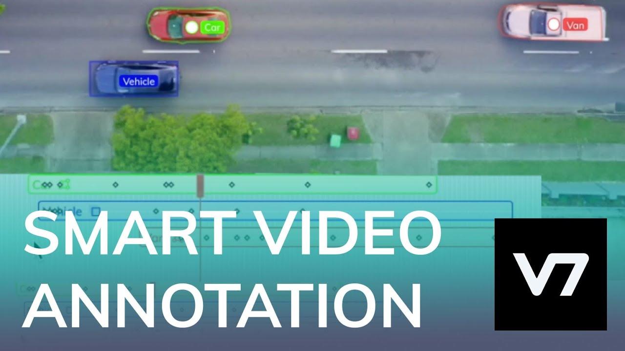 Video Annotation - V7 Darwin