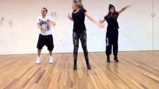 Alister Kelly Choreography to Nicki Minaj Feat Cassie - The Boys
