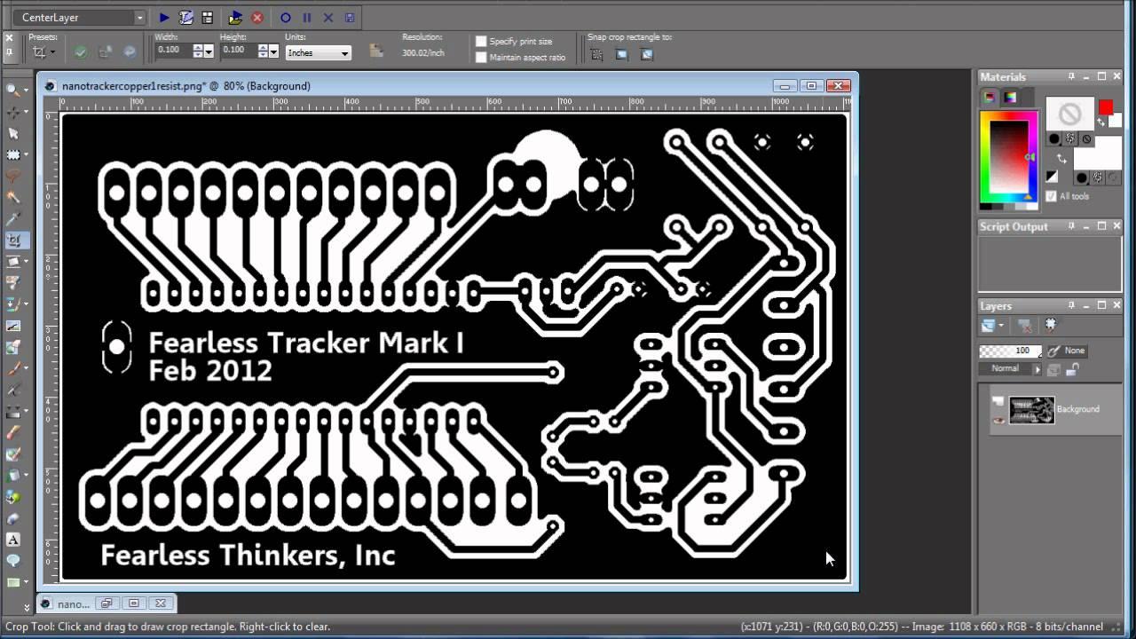 DIY Solar Tracker Printed Circuit Board CAD - YouTube