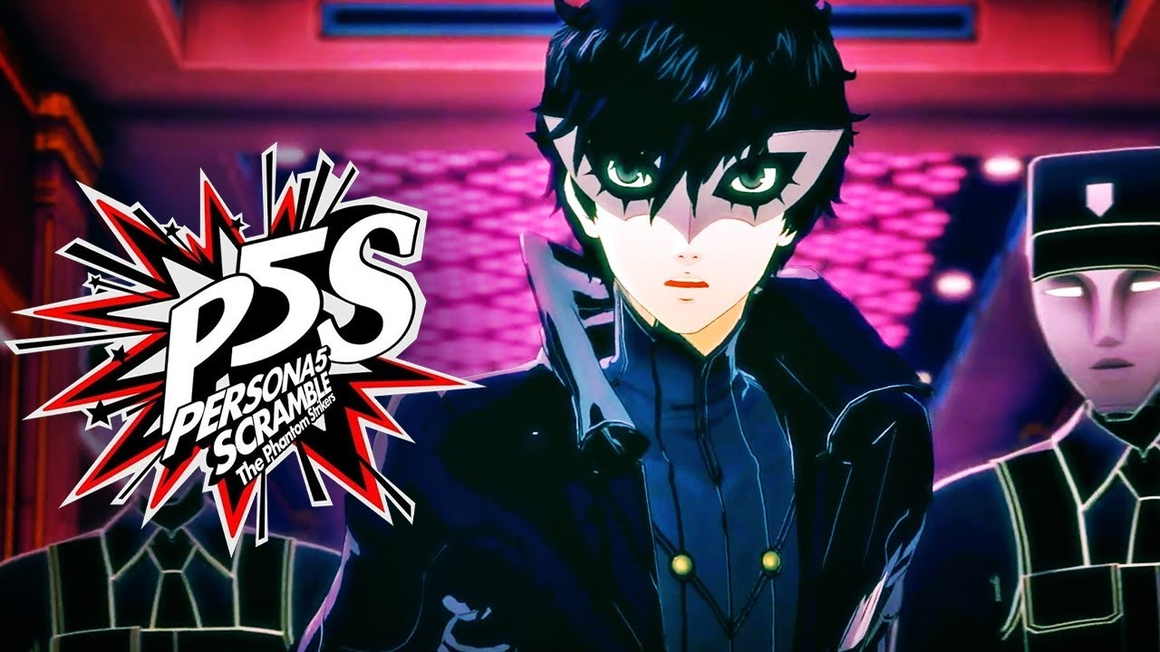 Persona 5 Scramble: The Phantom Strikers - Official Release Date ...