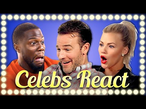 Thumbnail: CELEBS REACT TO THEIR FIRST TWEETS