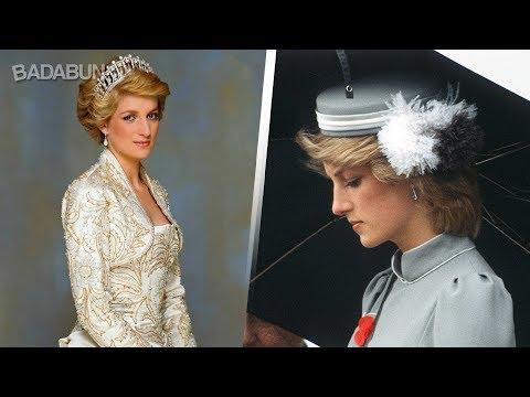 La escalofriante vida de la princesa Diana