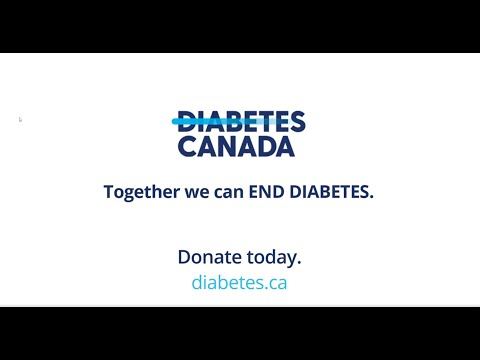 You Can Be Part Of The Next Great Canadian Diabetes Discovery