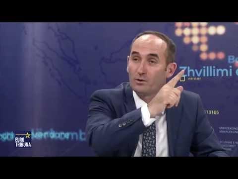 EuroTribuna - P2-    Lulzim Aliu