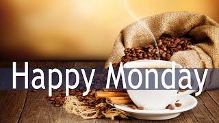 Happy Monday Cafe Music - Positive Morning Bossa Nova JAZZ Playlist For Morning,Work,Study