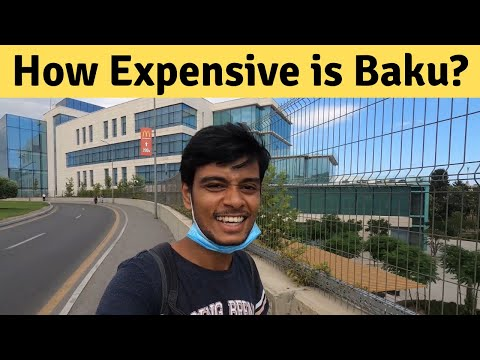 How Expensive is Azerbaijan ( Baku) ?