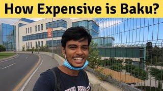 How Expensive is Azerbaijan ( Baku) ?