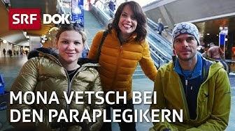 Mona Vetsch im Paraplegikerzentrum Nottwil | Mona mittendrin 2019 | Doku | SRF DOK