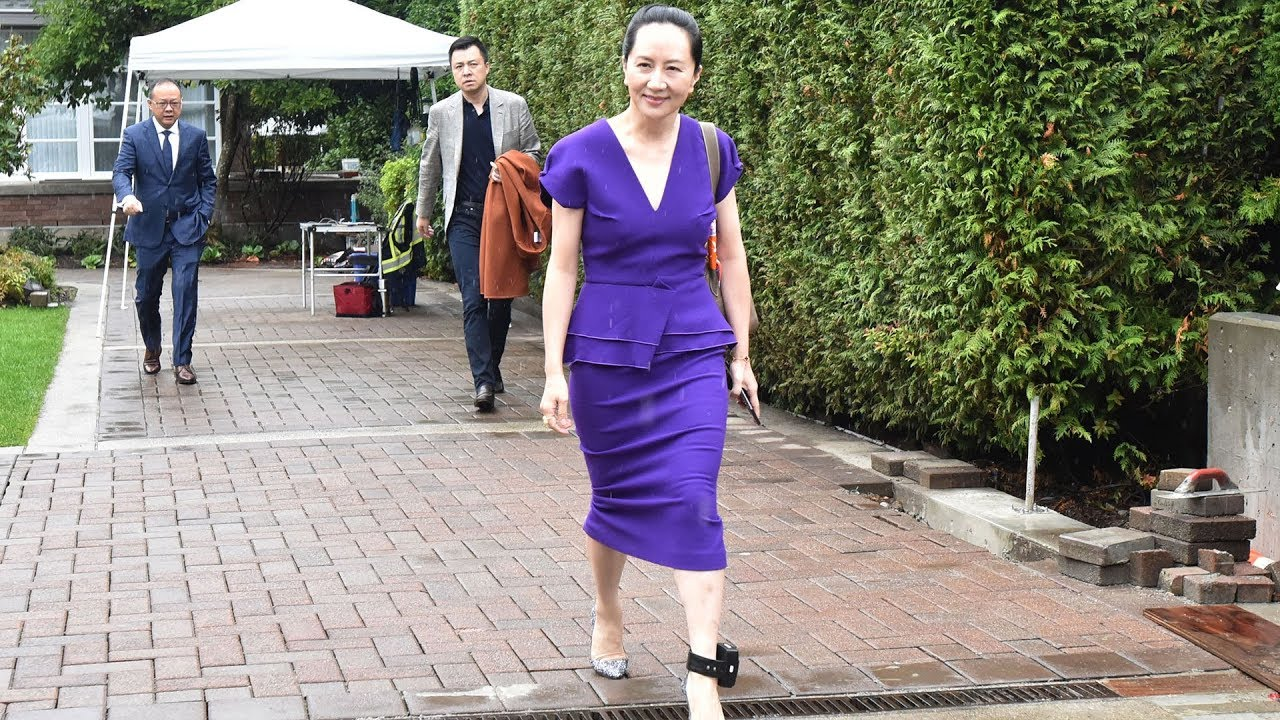 Extradition hearing for Huawei CFO Meng Wanzhou opens in Vancouver ...