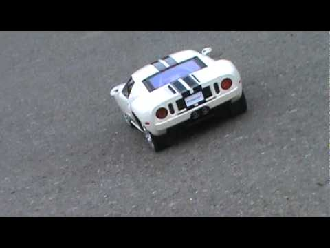 Racing The Ford Gt Rc Car