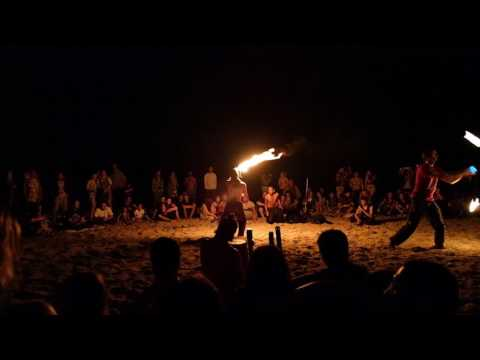 March Full Moon Fire Dancers Fujifilm GFX 50S 2017