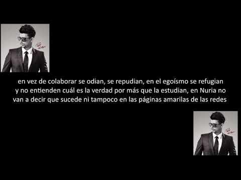 [Letras] Huracán Poeta - Poeta Callejero (Lyrics Music)