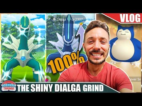 100% IV DIALGA!