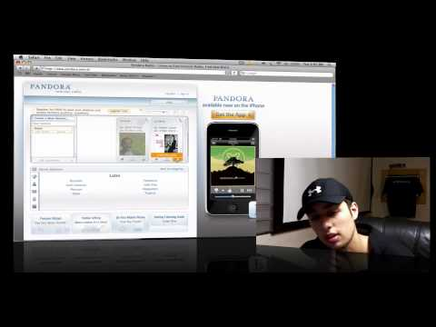Pandora -radio por internet gratis