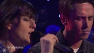Clueso & Kat Frankie - Wenn Du Liebst (live) @Riverboat