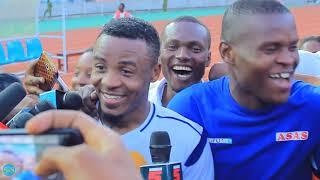 Alikiba azungumza baada ya mchezo wa hisani, 'Nimekosa penati ili kumsitiri rafiki yangu Samatta'