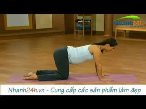 Bài tập thể dục cho bà bầu, tập thể dục cho người mang thai 4 – Nhanh24h.vn