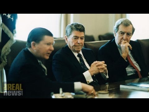 Fighting Reagan's Secret, Illegal Wars - Michael Ratner on Reality Asserts Itself (6/7)