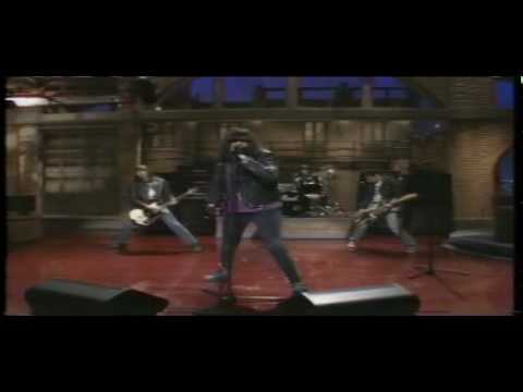 The Ramones - I Don't Want to Grow Up (live on the Late show with David Letterman, 1996)