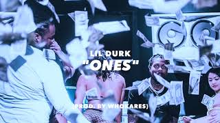 Ones || Lil Durk Type Beat (prod. by WhoKares)