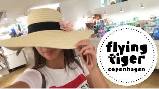SHOP WITH ME - Flying Tiger