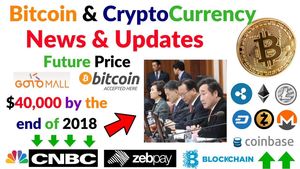 Bitcoin & Cryptocurrency News Updates CNBC,Zebpay ...