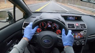 2019 Subaru WRX STI FBO + Tune - POV Test Drive by Tedward (Binaural Audio)