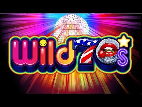 Wild 70s Slot - $8 Max Bet - NICE SESSION, ALL BONUS FEATURES!