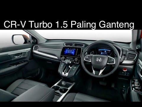 Crv 2017 Interior >> New Honda Cr V Turbo 2017 Interior Dan Eksterior