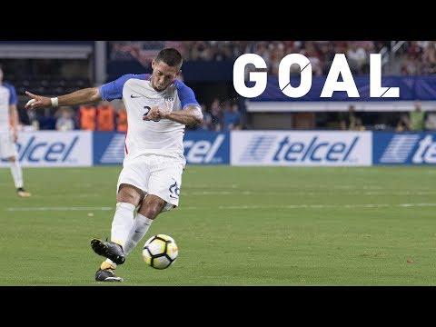 GOAL: Clint Dempsey scores 57th career goal with USMNT, ties Landon Donovan's record