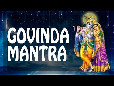 GOVINDA mantra SUCCESSFUL START OF ANY BUSINESS ॐ Krishna Powerful Mantras Meditation PM 2018