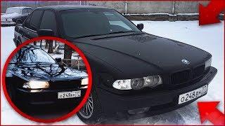 """ТОЧНАЯ КОПИЯ BMW 7-SERIES E38 ИЗ ФИЛЬМА """"БУМЕР"""" В ПРОДАЖЕ! (ВЕСЁЛЫЕ ОБЪЯВЛЕНИЯ - AUTO.RU)"""