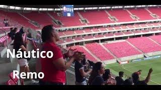 Náutico x Remo - VLOG DE JOGO EM RECIFE