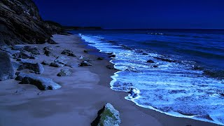 Sleep Well Tonight - Cancel Out Any Noise With Ocean Waves While Deep Sleeping, Low Volume Listening