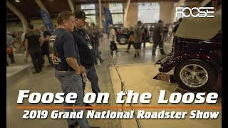 Foose on the Loose - Grand National Roadster Show 2019