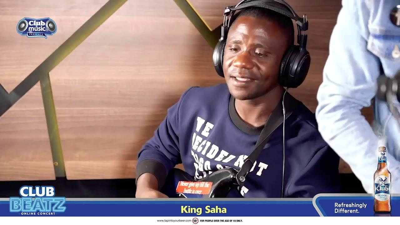 Online Concert-KING SAHA