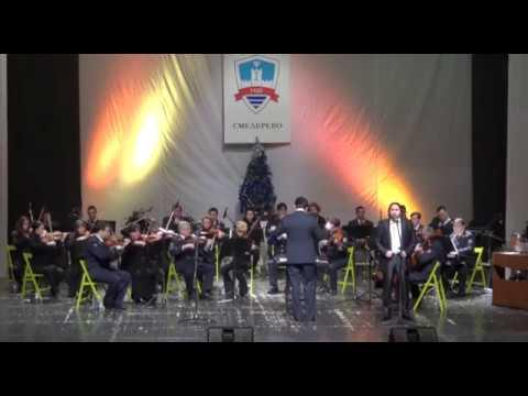 Novogodišnji koncert OVO JE SRBIJA / Oj, Srbijo mila mati,  Ovo je Srbija - Dragutin Matić