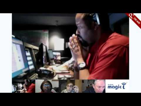 Fox11 Studio11 LA Hangout- Behind the Scenes