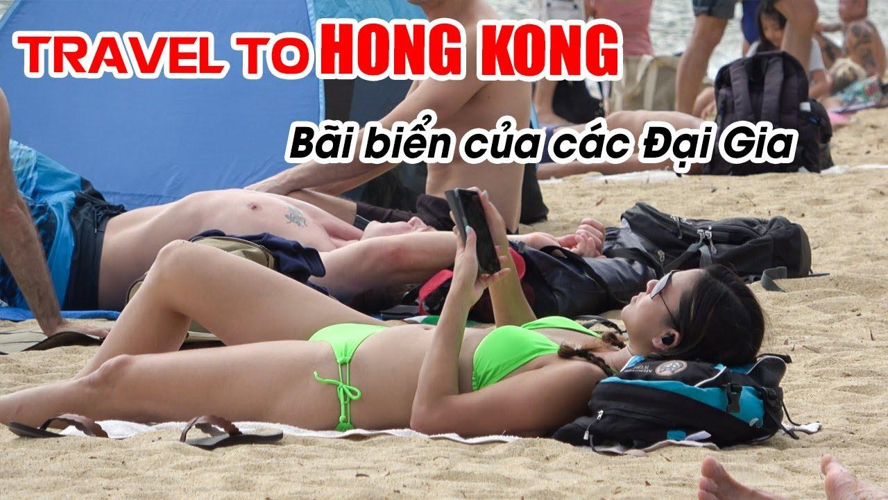DU LỊCH HỒNG KONG ▶ Khám phá bãi biển dành cho Đại Gia và giới nhà giàu