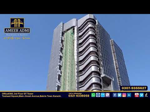 Bahria Town Karachi Offices Buying k Important Points | How to Gain Profit | Ameer Admi Presentation