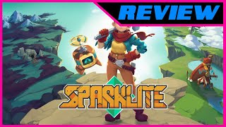 REVIEW // Sparklite (Video Game Video Review)